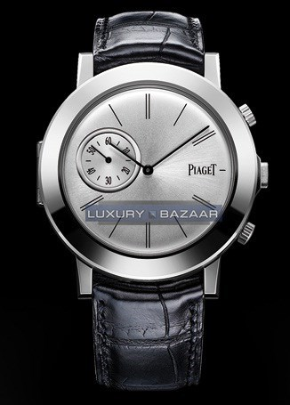 Piaget altiplano double jeu watch goa35152 luxury bazaar for Altiplano watches