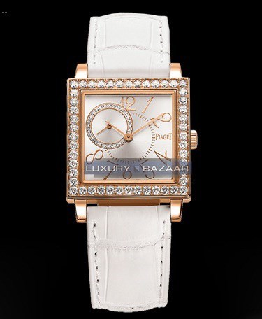 Altiplano Square Shaped Diamond Watch GOA34080