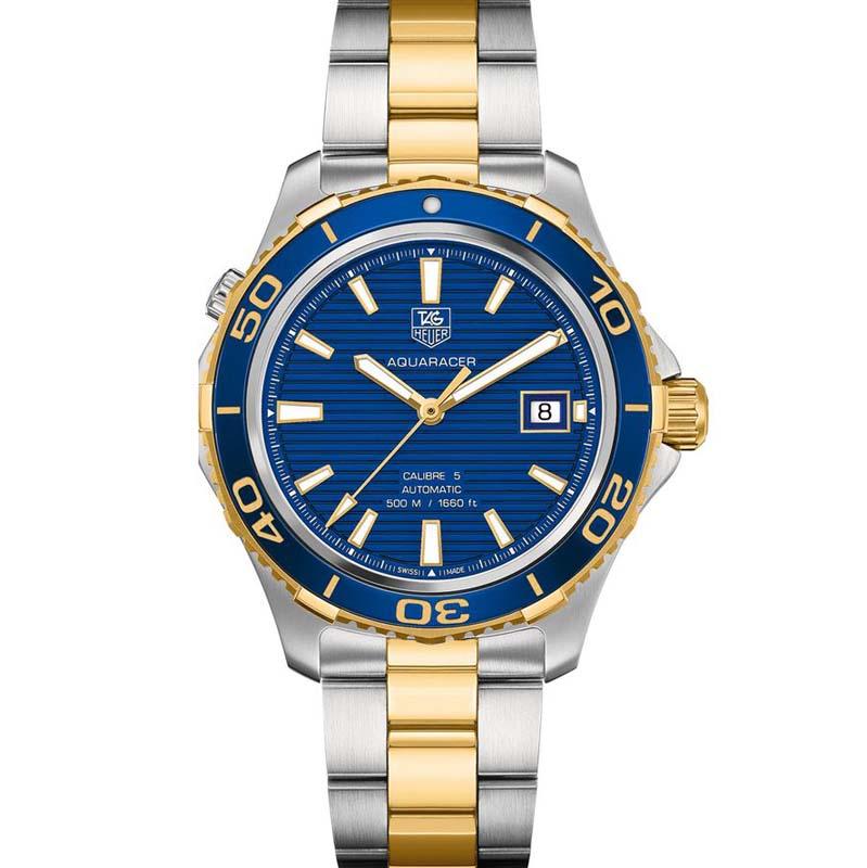 Aquaracer 500 Automatic Watch WAK2120.BB0835