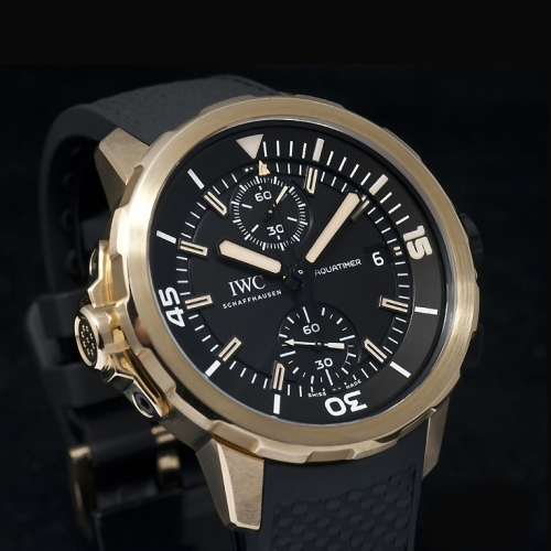 Aquatimer Chronograph - Edition Expedition Charles Darwin IW379503
