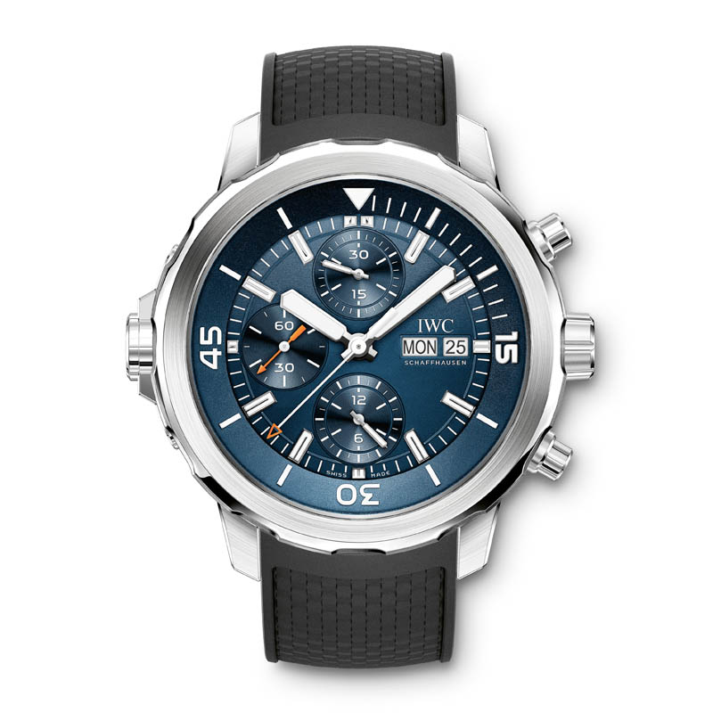 Aquatimer Chronograph - Edition Expedition Jacques-Yves Cousteau IW376805