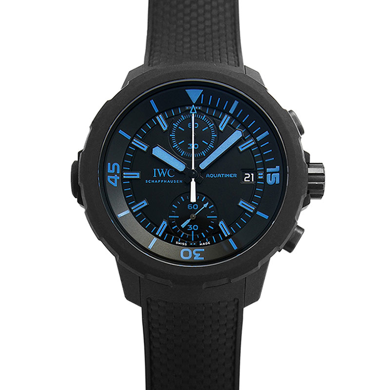 Aquatimer Chronograph - Edition 50 Years Science for Galapagos IW379504