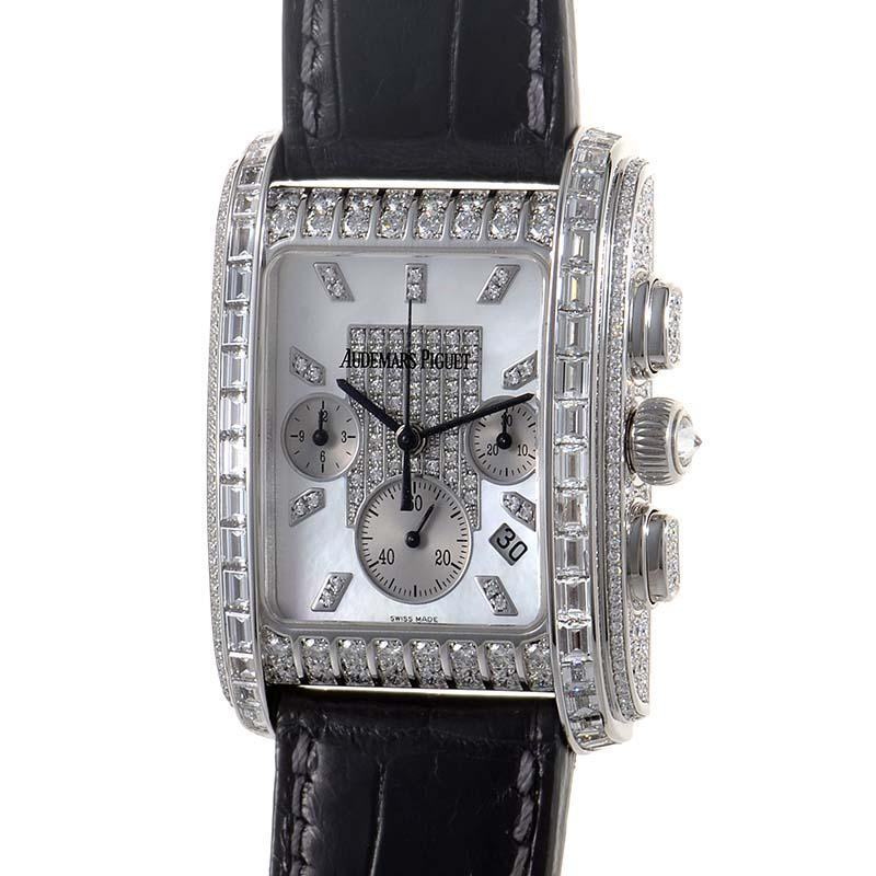 Audemars Piguet Edward Piguet Chronograph Watch 25952BC.ZZ.D001CR.01