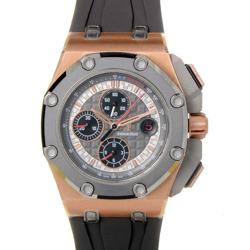 Royal Oak Offshore Chronograph Michael Schumacher 26568OM.OO.A004CA.01