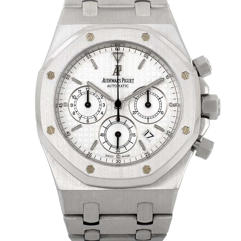 Royal Oak Chronograph 25860ST.OO.1110ST.05