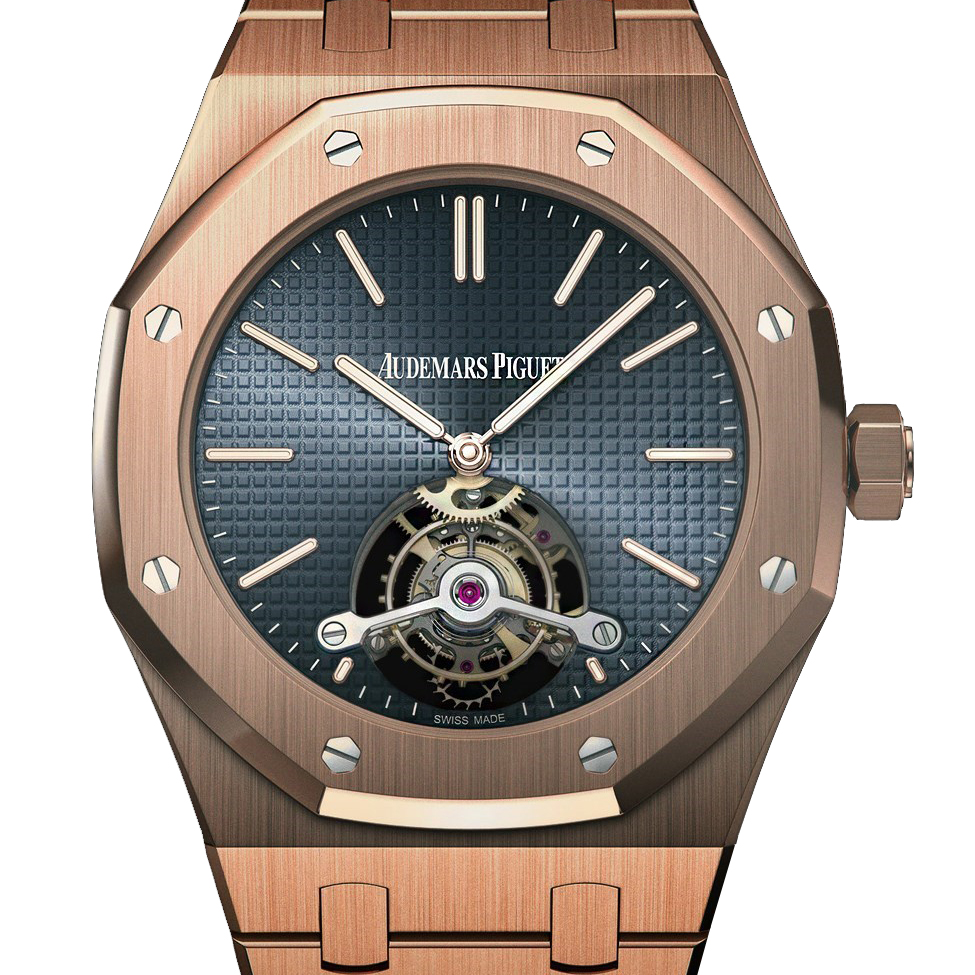 Royal Oak Extra Thin Tourbillon 26510OR.OO.1220OR.01