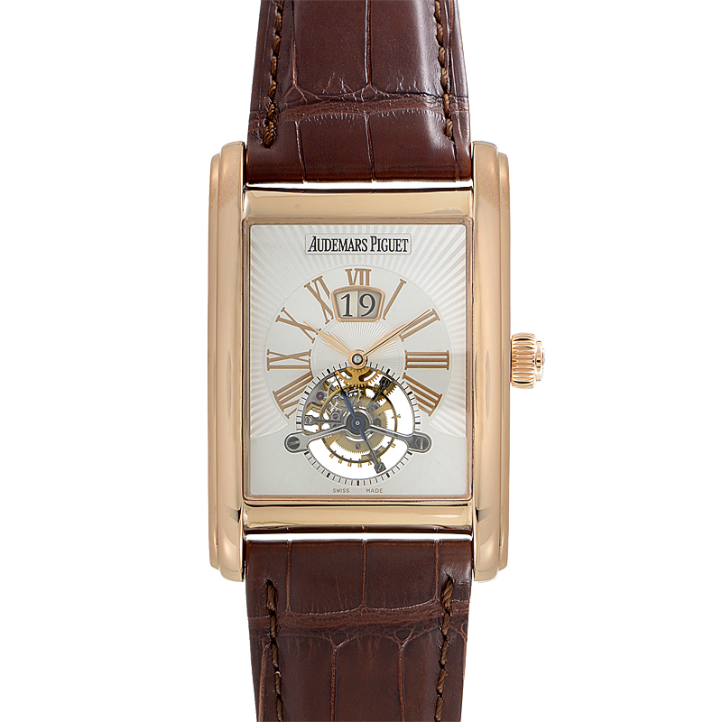 Edward Piguet Large Date Tourbillon 26009OR.OO.D088CR.01