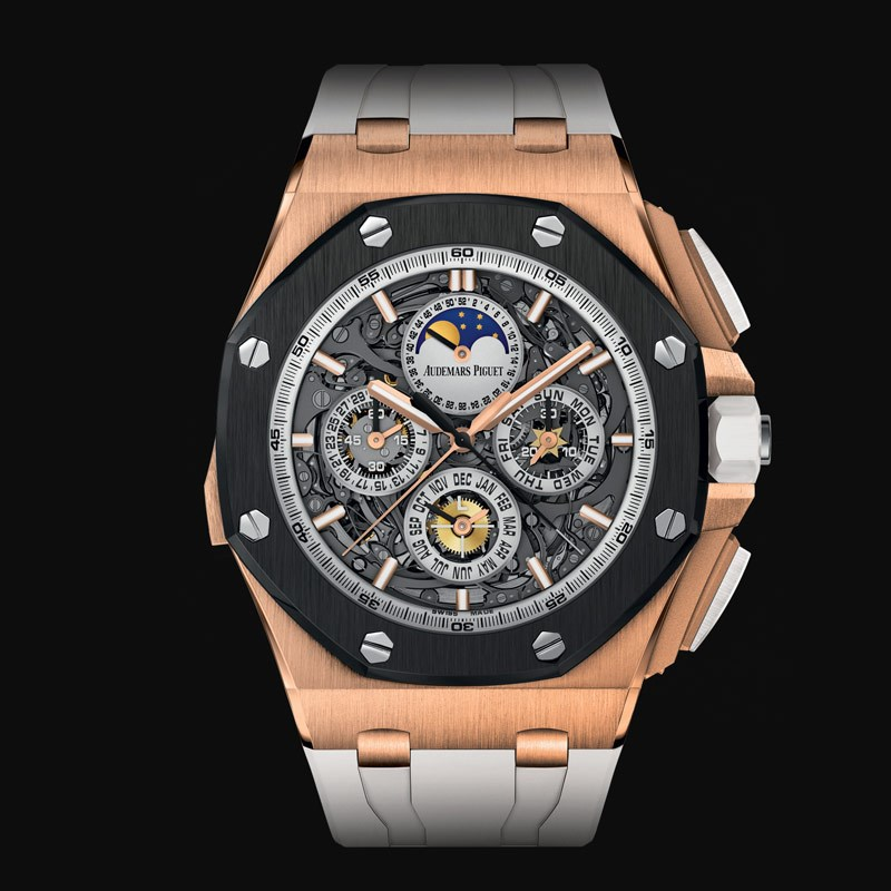 Grande Complication Royal Oak Offshore 26571RO.OO.A010CA.01 26571RO.OO.A010CA.01