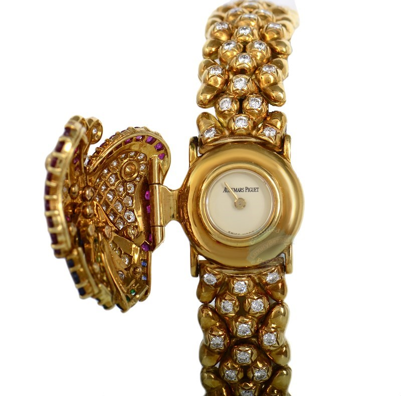 Audemars Piguet Jewel Encrusted Butterfly Watch