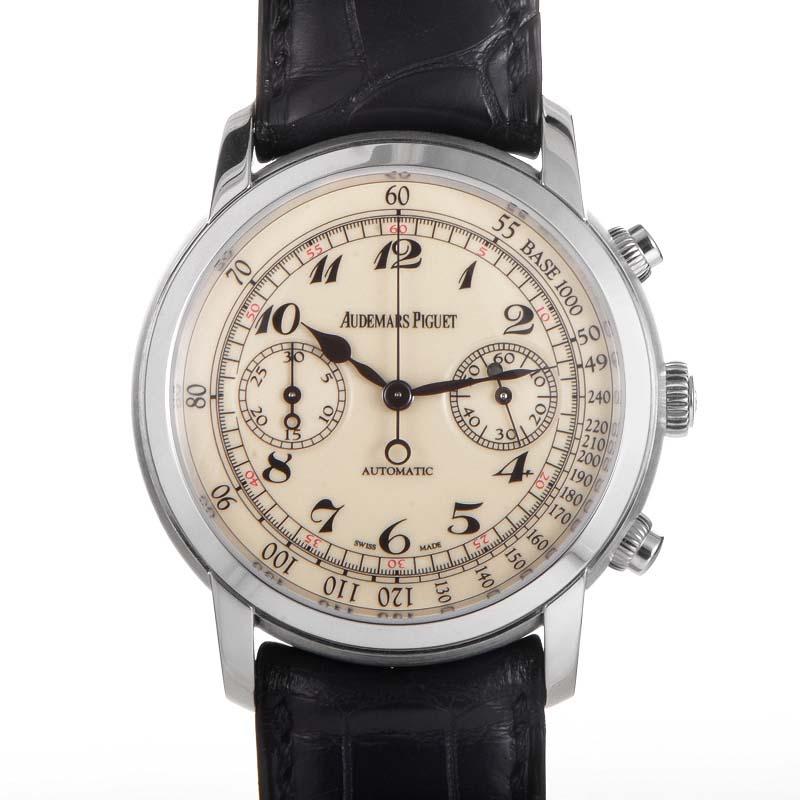 Jules Audemars Classic Chronograph 26100BC.OO.D002CR.01