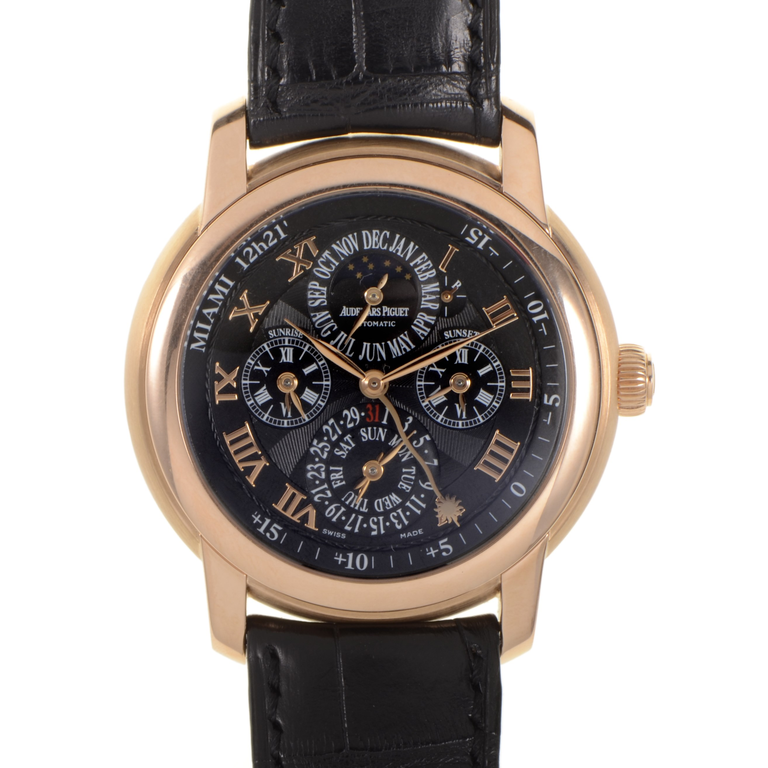 Jules Audemars Equation of Time 26003OR.OO.D002CR.01