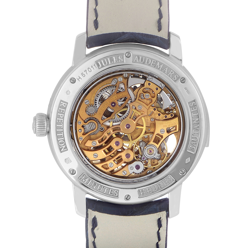 Audemars Piguet Jules Audemars Minute Repeater Regulator 26356PT.OO.D028CR.01