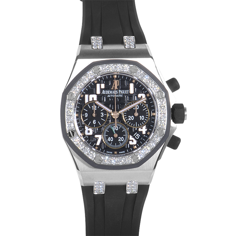 Ladycat Royal Oak Offshore Chronograph 26211SK.ZZ.D002CA.01