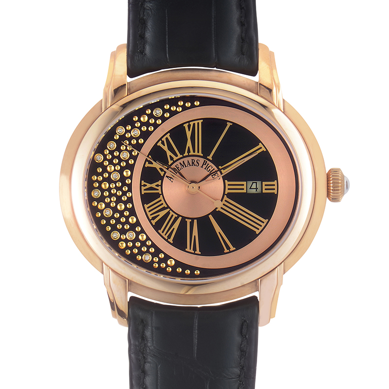 Millenary Morita Women's  Automatic Watch 15331OR.OO.D002CR.01