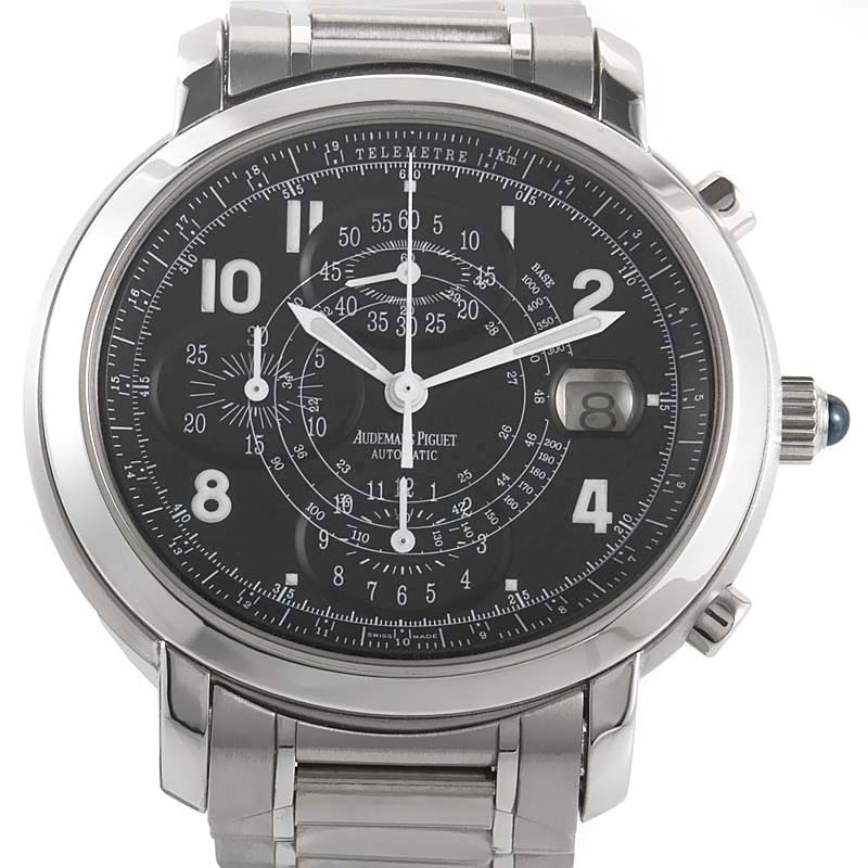 Millenary Chronograph 25897ST.OO.1136ST.02
