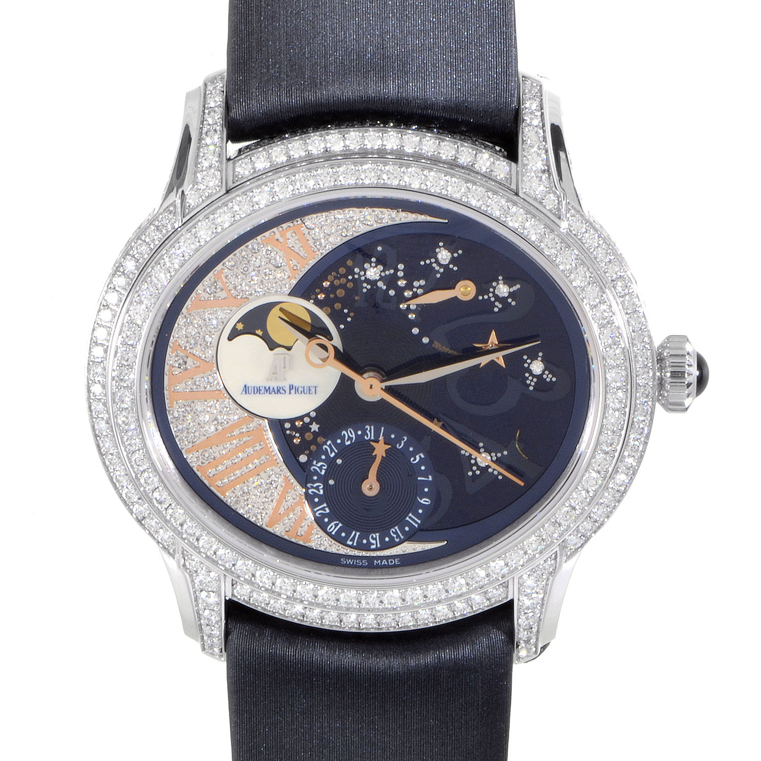 Audemars Piguet Millenary Starlit Sky Night Theme 77316BC