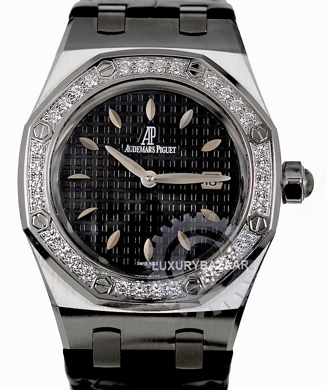 Royal Oak Lady Quartz  67621ST.ZZ.D002CR.01