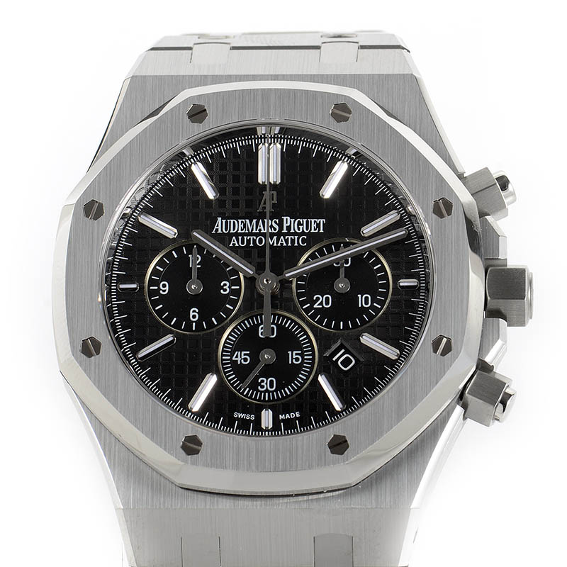 Royal Oak Men's Automatic Chronograph Watch 26320ST.OO.1220ST.01