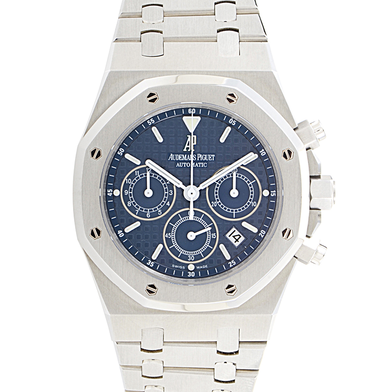 Royal Oak Chronograph 25860ST.OO.1110ST.04