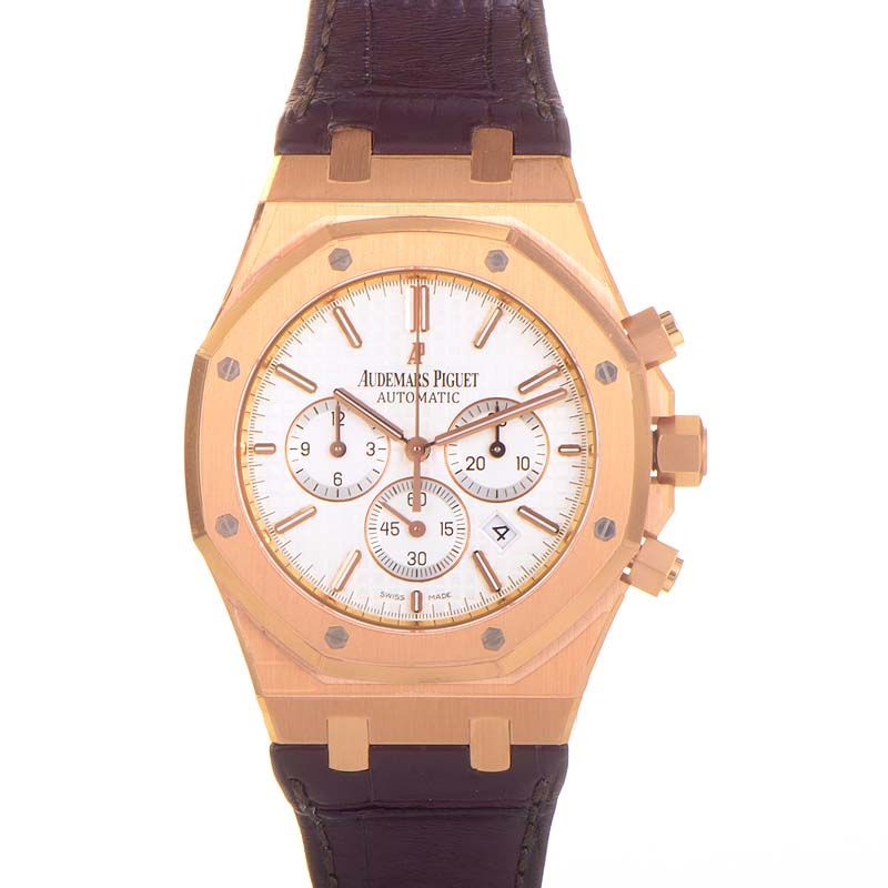 Royal Oak Men's Automatic Chronograph Watch 26320OR.OO.D088CR.01