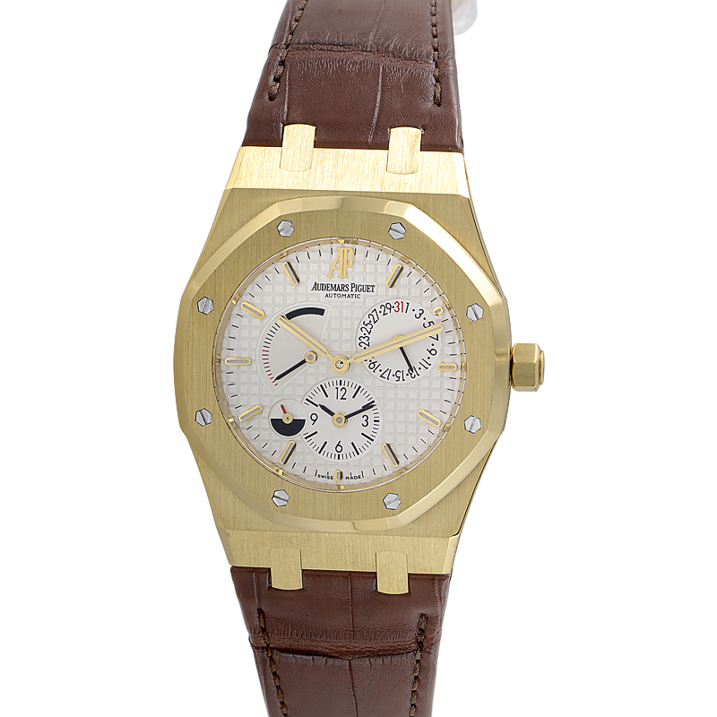 Royal Oak Dual Time 26120BA.OO.D088CR.01