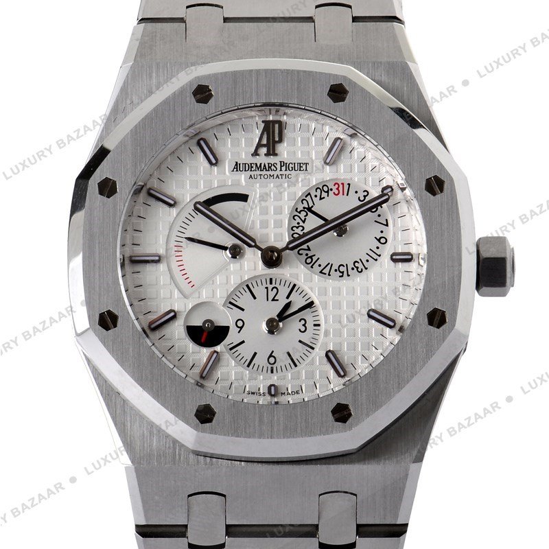 Royal Oak Dual Time  26120ST.OO.1220ST.01