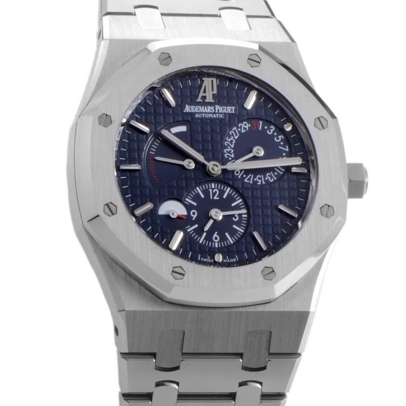 Royal Oak Dual Time 26120ST.OO.1220ST.02