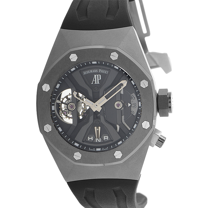 Royal Oak GMT Tourbillon Concept 26560IO.OO.D002CA.01