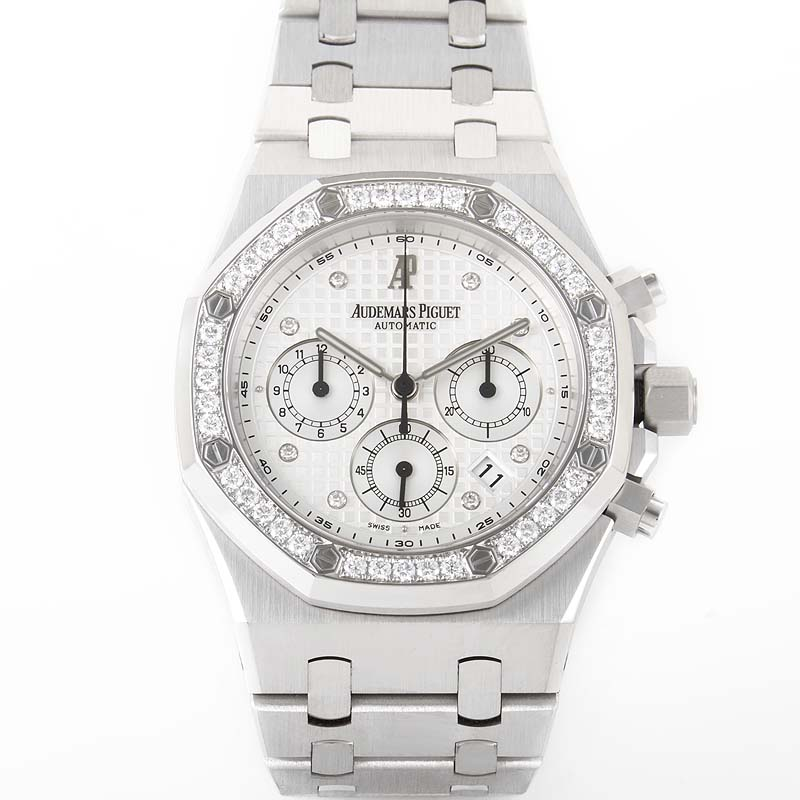 Royal Oak Jeweled Chronograph 25966BC.ZZ.1185BC.01