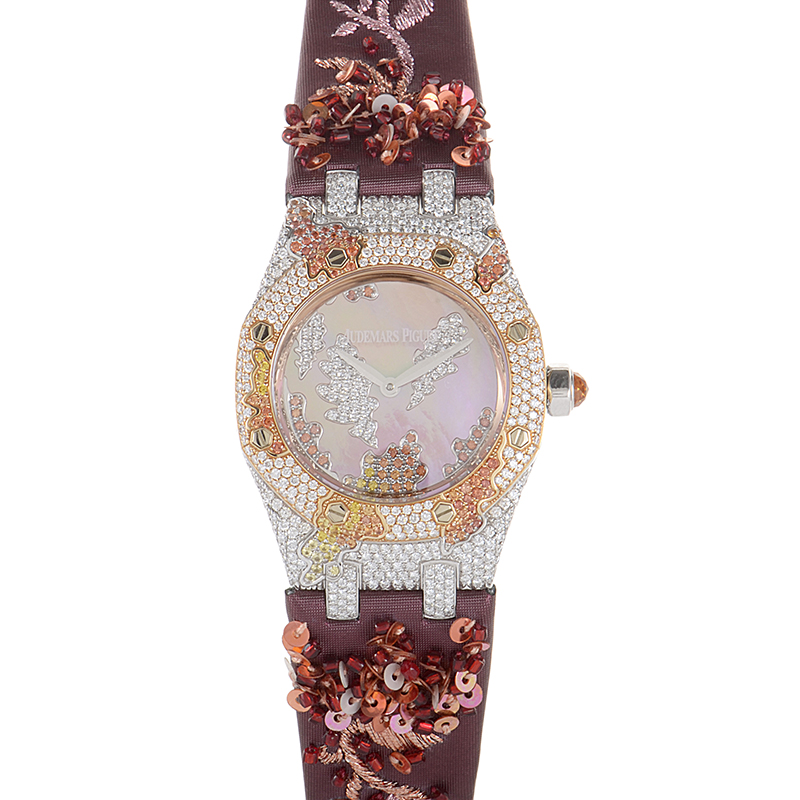 Royal Oak Ladies Oak Leaves 67609CR.ZY.D071SU.01