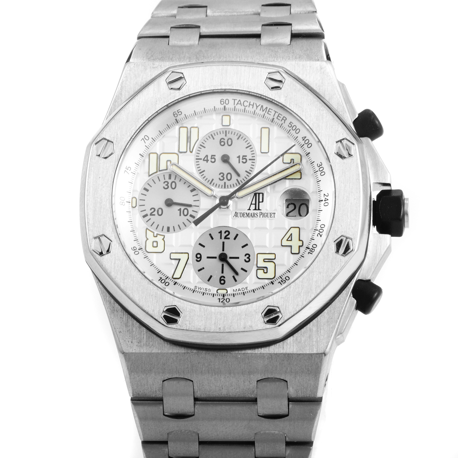 Royal Oak Offshore Chronograph 25721ST.OO.1000ST.07