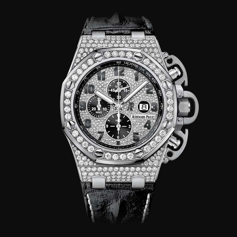 Royal Oak Offshore 26215BC.ZZ.A101CR.01