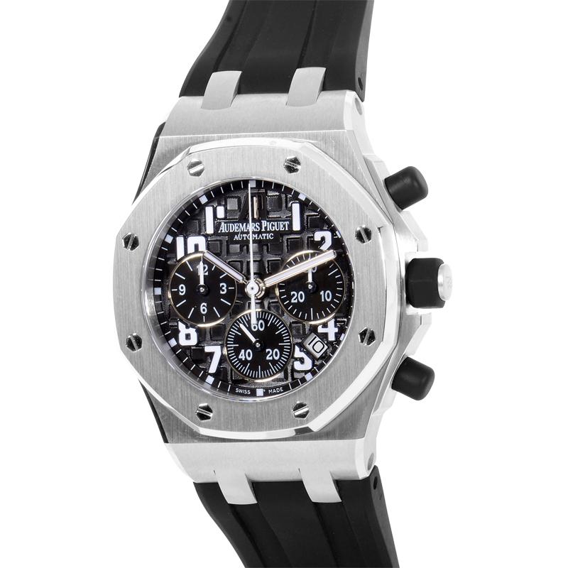 Audemars piguet royal oak offshore chronograph 37mm 26283st oo luxury bazaar www for Ap royal oak offshore chronograph