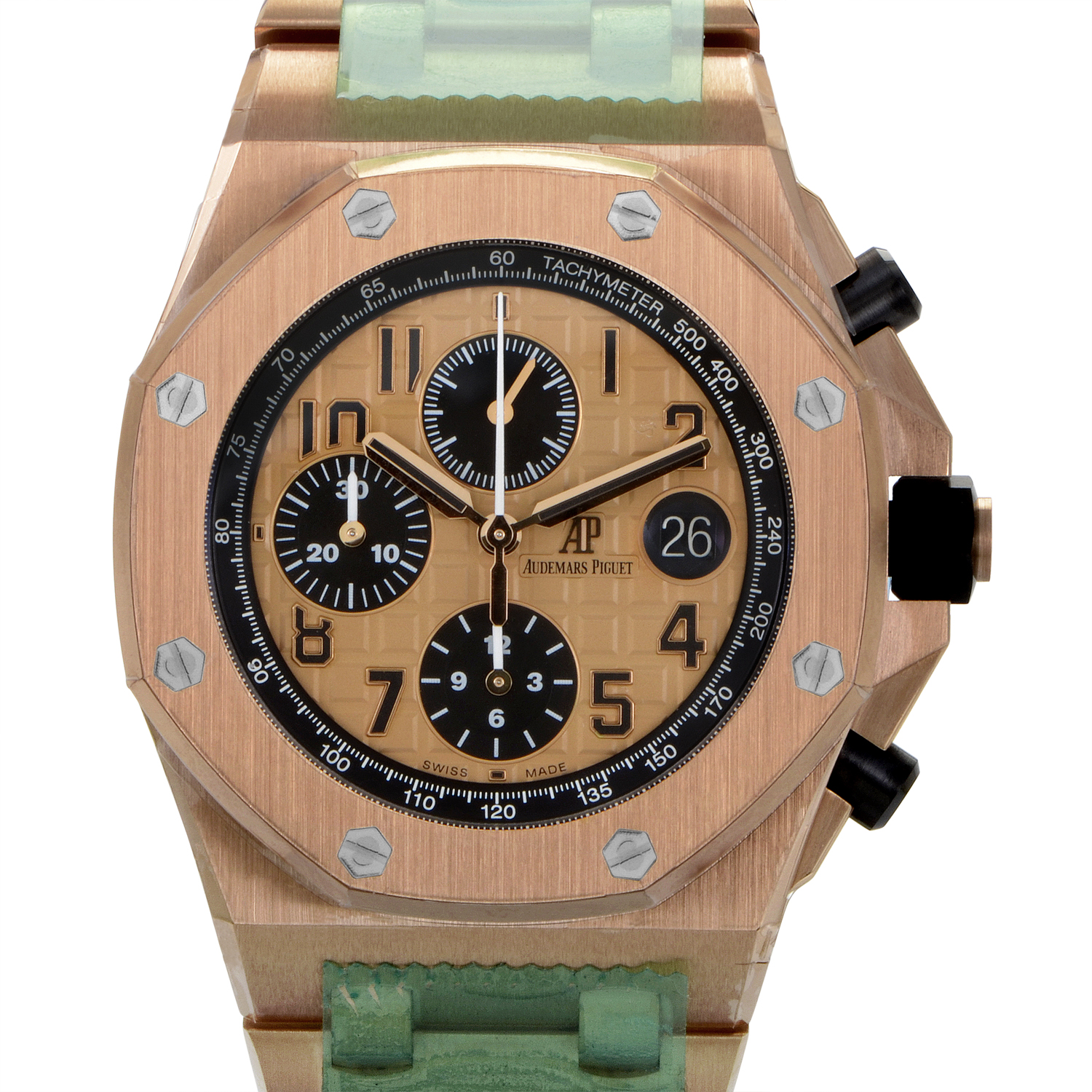 Royal Oak Offshore Men's Chronograph 26470OR.OO.1000OR.01