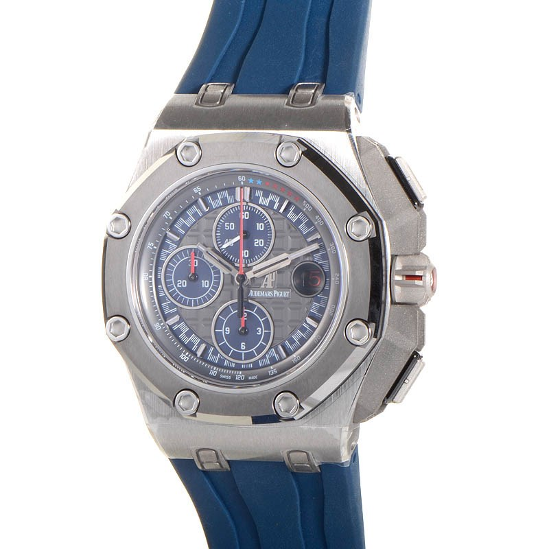 Royal Oak Offshore Chronograph Michael Schumacher 26568PM.OO.A021CA.01
