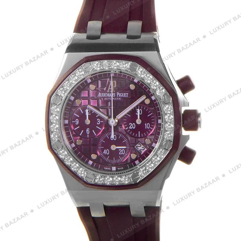 Ladies Royal Oak Offshore Ladies 26048SK.ZZ.D066CA.01