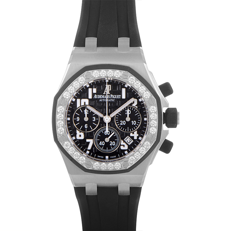 Royal Oak Offshore Ladies Chronograph 26048SK.ZZ.D002CA.01