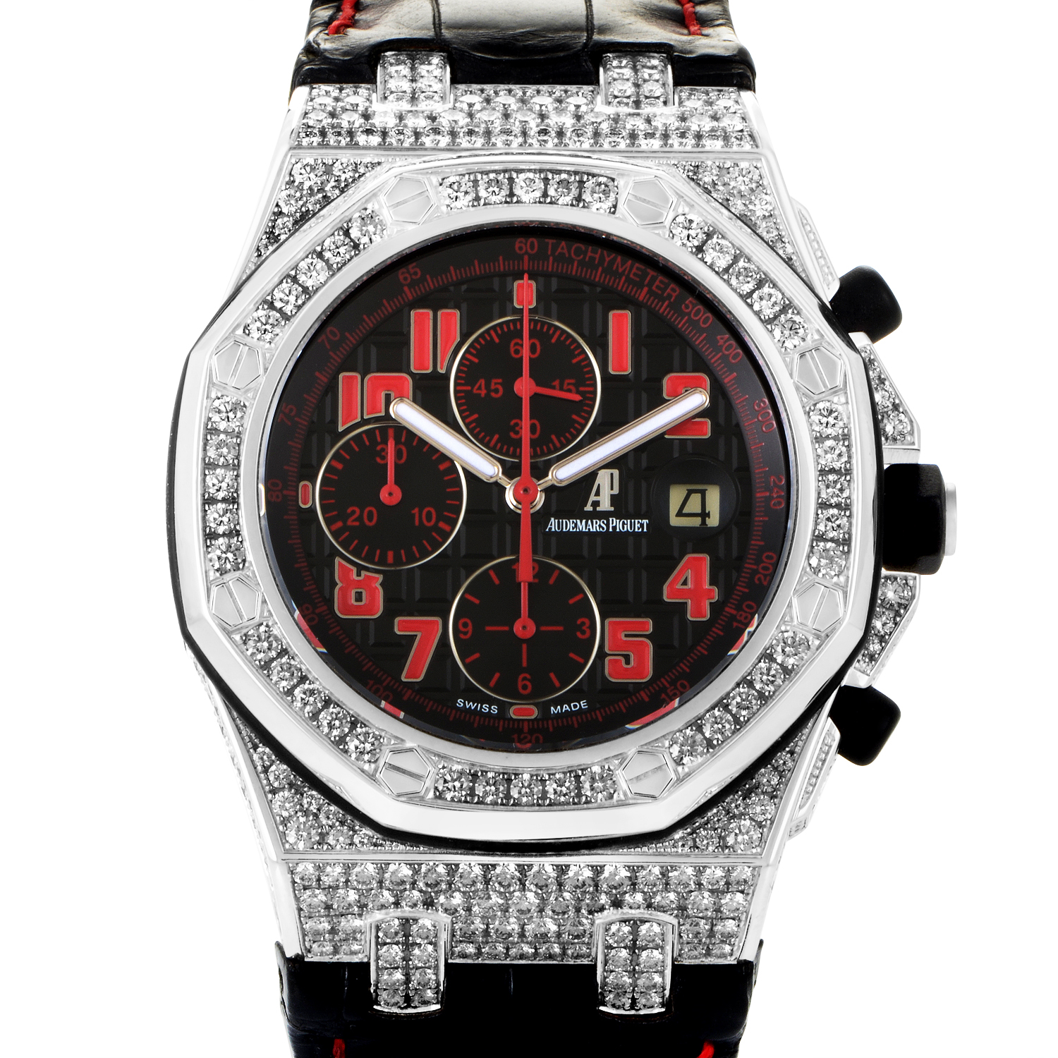 Royal Oak Offshore Las Vegas Strip Watch 26191BC.ZZ.D002CR.01