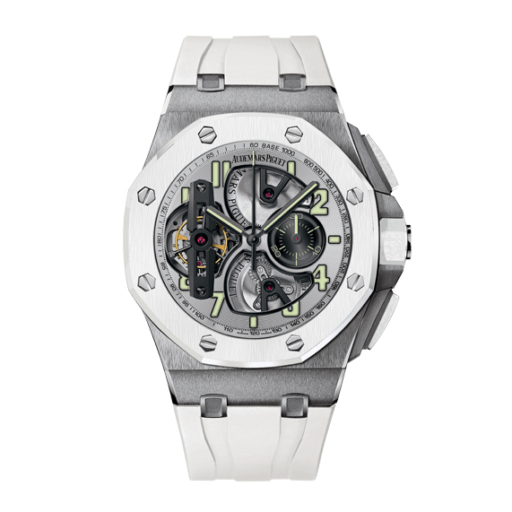 Royal Oak Offshore Tourbillon Chronograph 26387IO.OO.D010CA.01