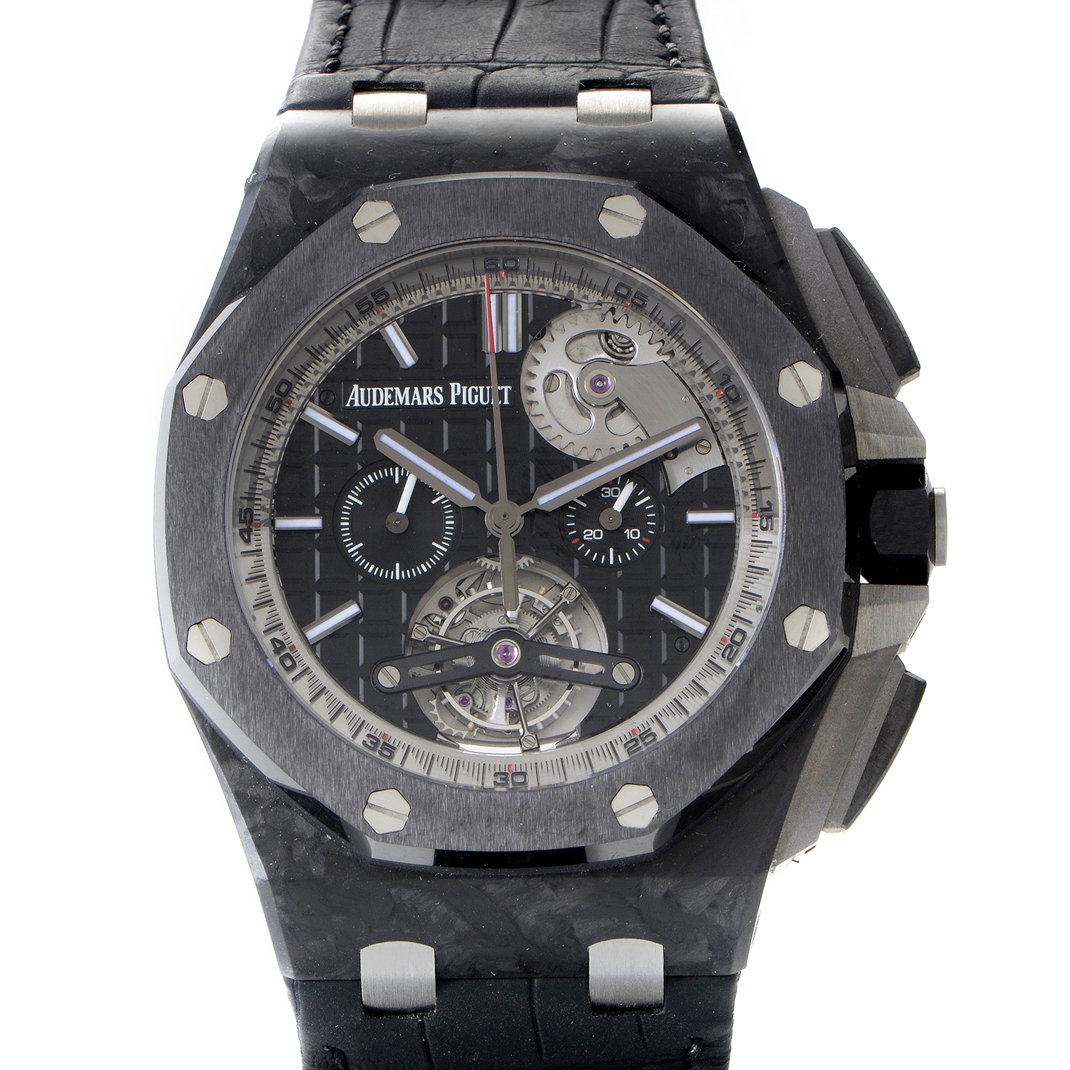 Royal Oak Offshore Tourbillon Chronograph 26550AU.OO.A002CA.01