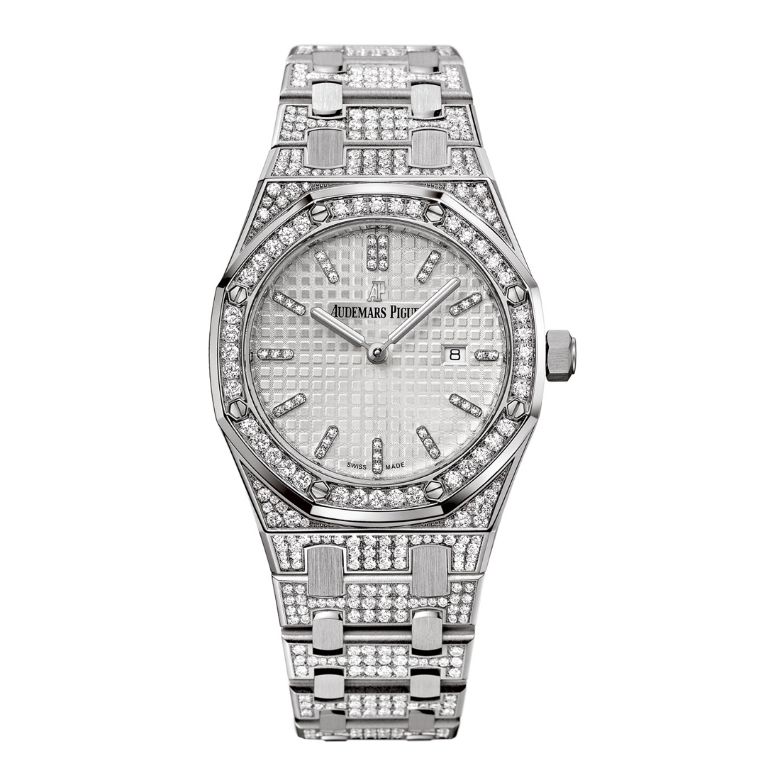 Royal Oak Quartz 67652BC.ZZ.1262BC.01