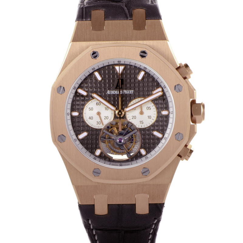 Royal Oak Tourbillon Chronograph  25977OR.OO.D005CR.01