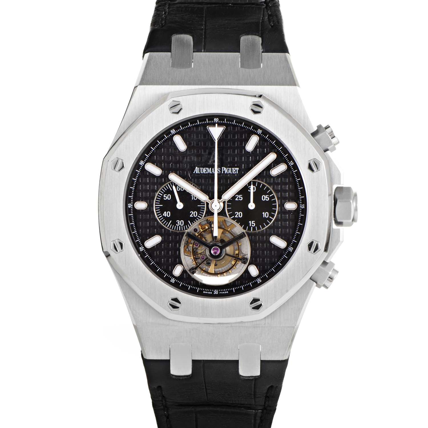 Royal Oak Tourbillon Chronograph 25977ST.OO.D002CR.01