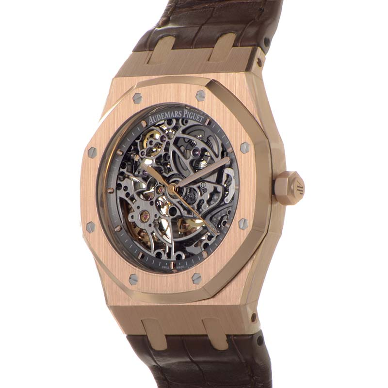 Replicas de Relojes de AAA Audemars Piguet Royal Oak 39mm 15305or.oo.d088cr.01 Lujo venta!