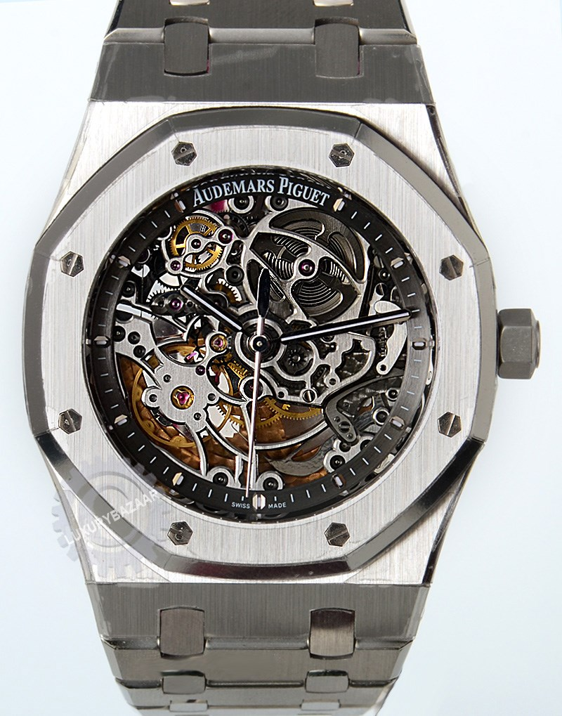 Skeleton Royal Oak Selfwinding  15305ST.OO.1220ST.01
