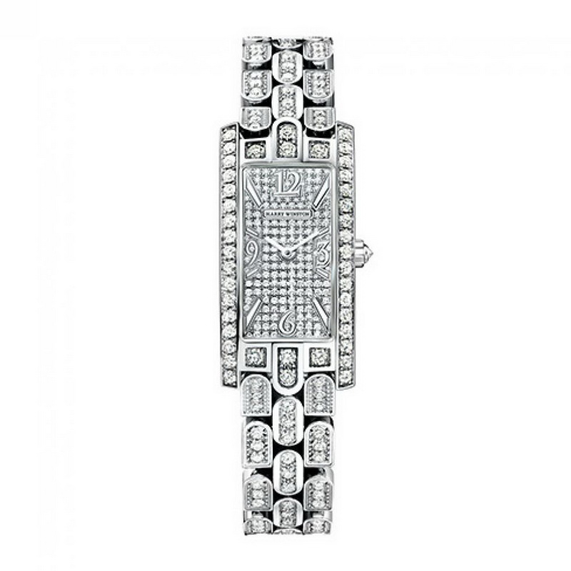 Avenue C AVCQHM19WW009 (White Gold)