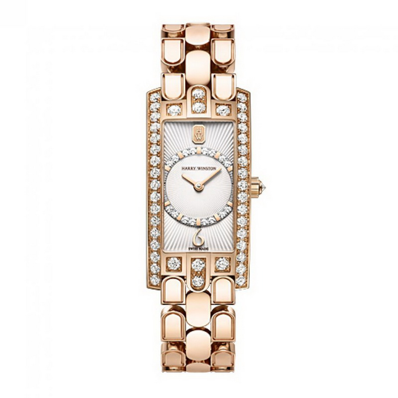 Avenue C Art Deco AVCQHM19RR032 (Rose Gold)