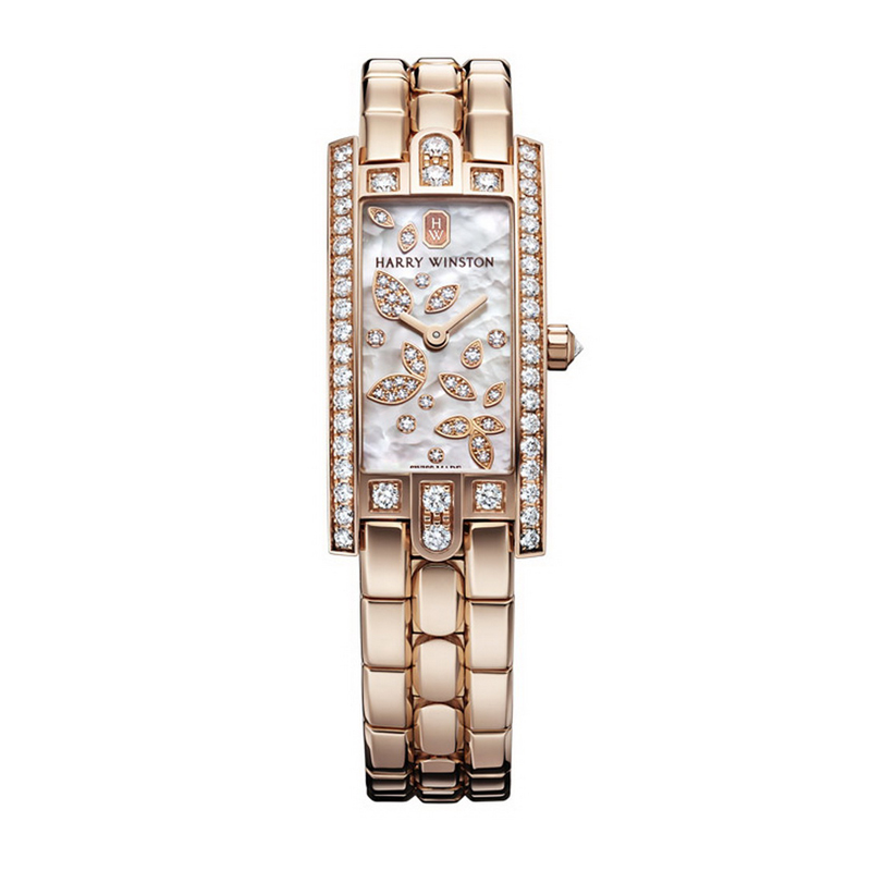 Avenue C Mini Lily Cluster AVCQHM16RR042 (Rose Gold)