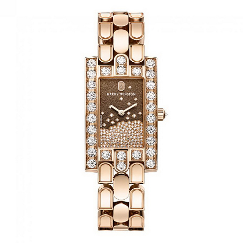 Avenue Diamond Drops AVEQHM21RR120 (Rose Gold)
