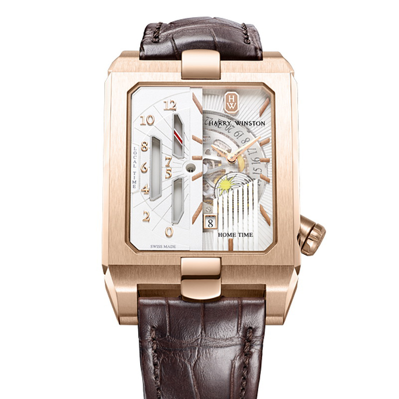 Avenue Dual Time Automatic AVEATZ37RR001 (Sedna Gold)